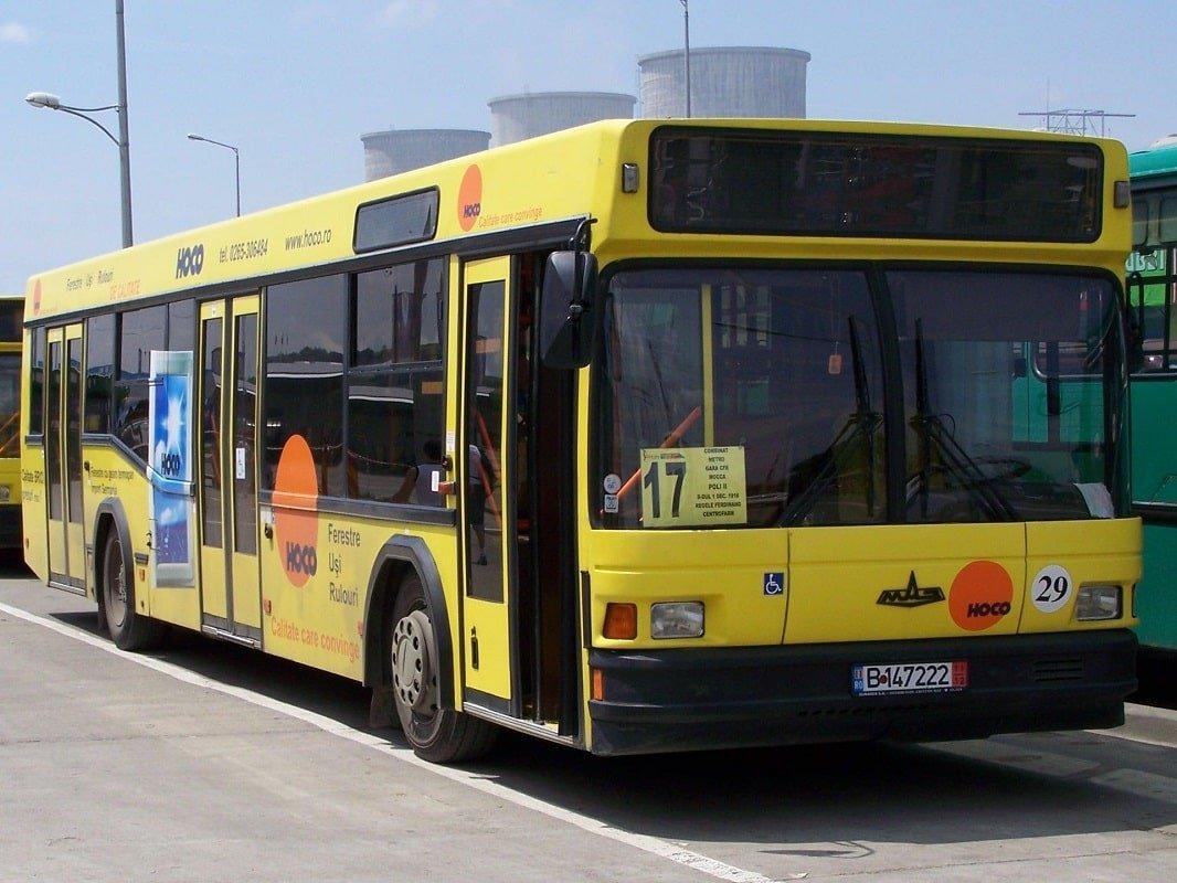 autobuz targu mures