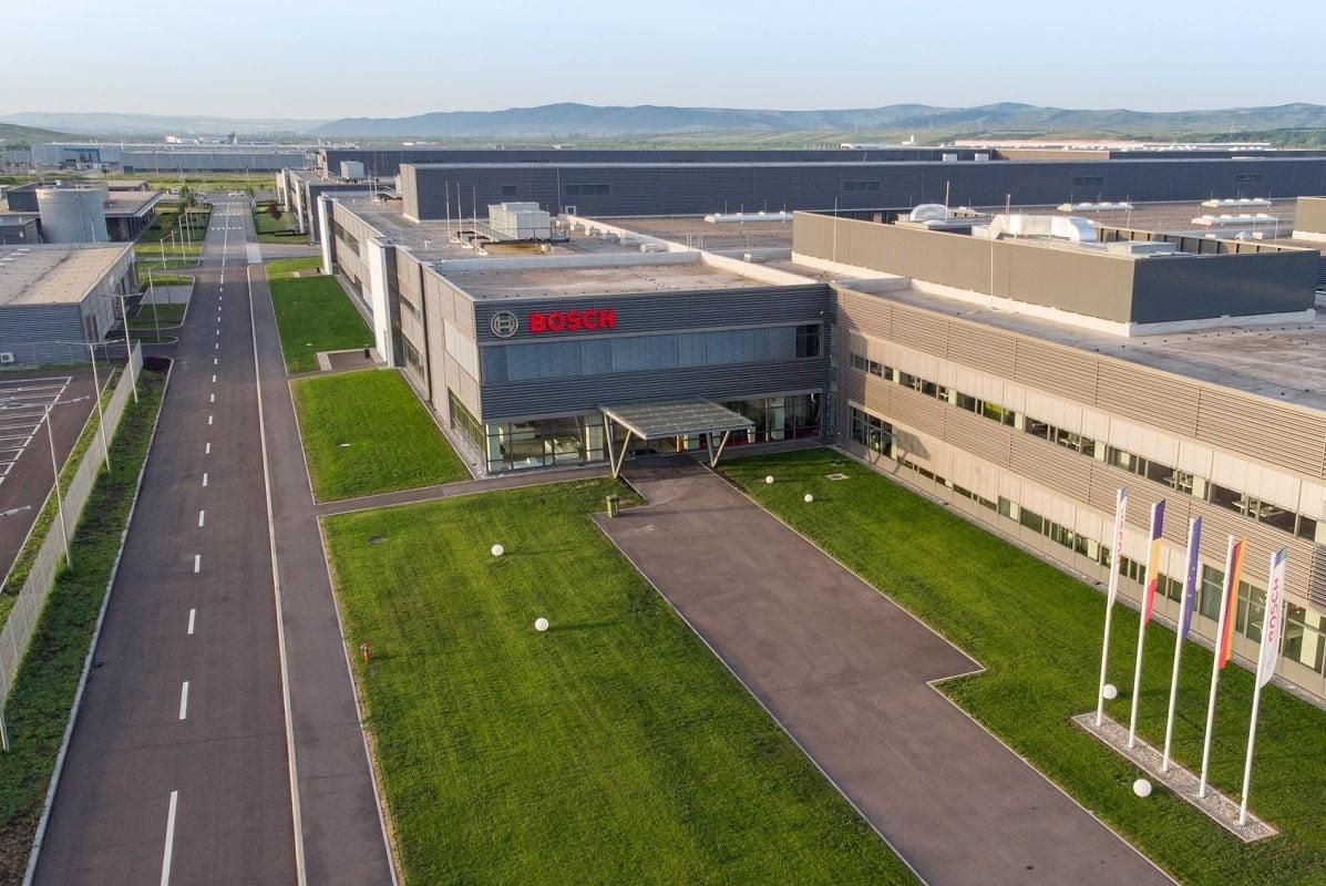 Fabrica Bosch Cluj Jucu