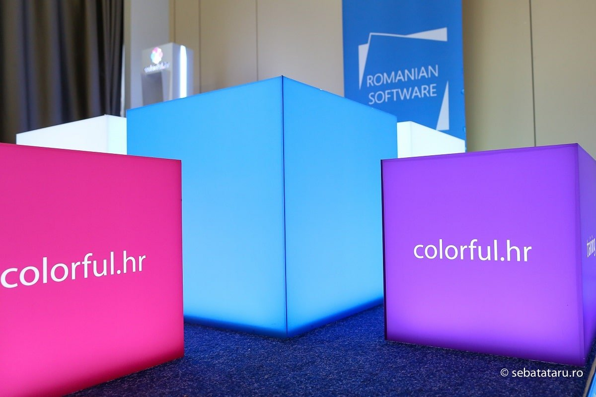 Romanian Software colorful hr