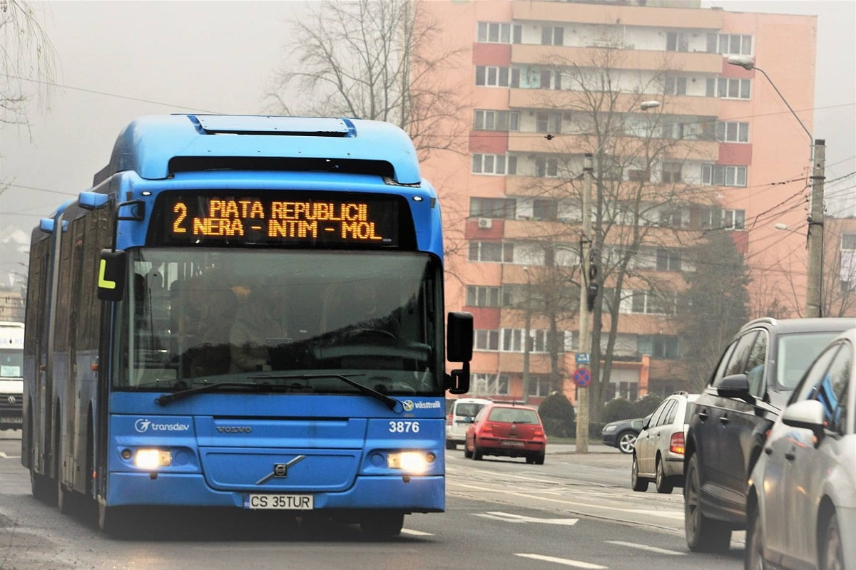 autobuz resita