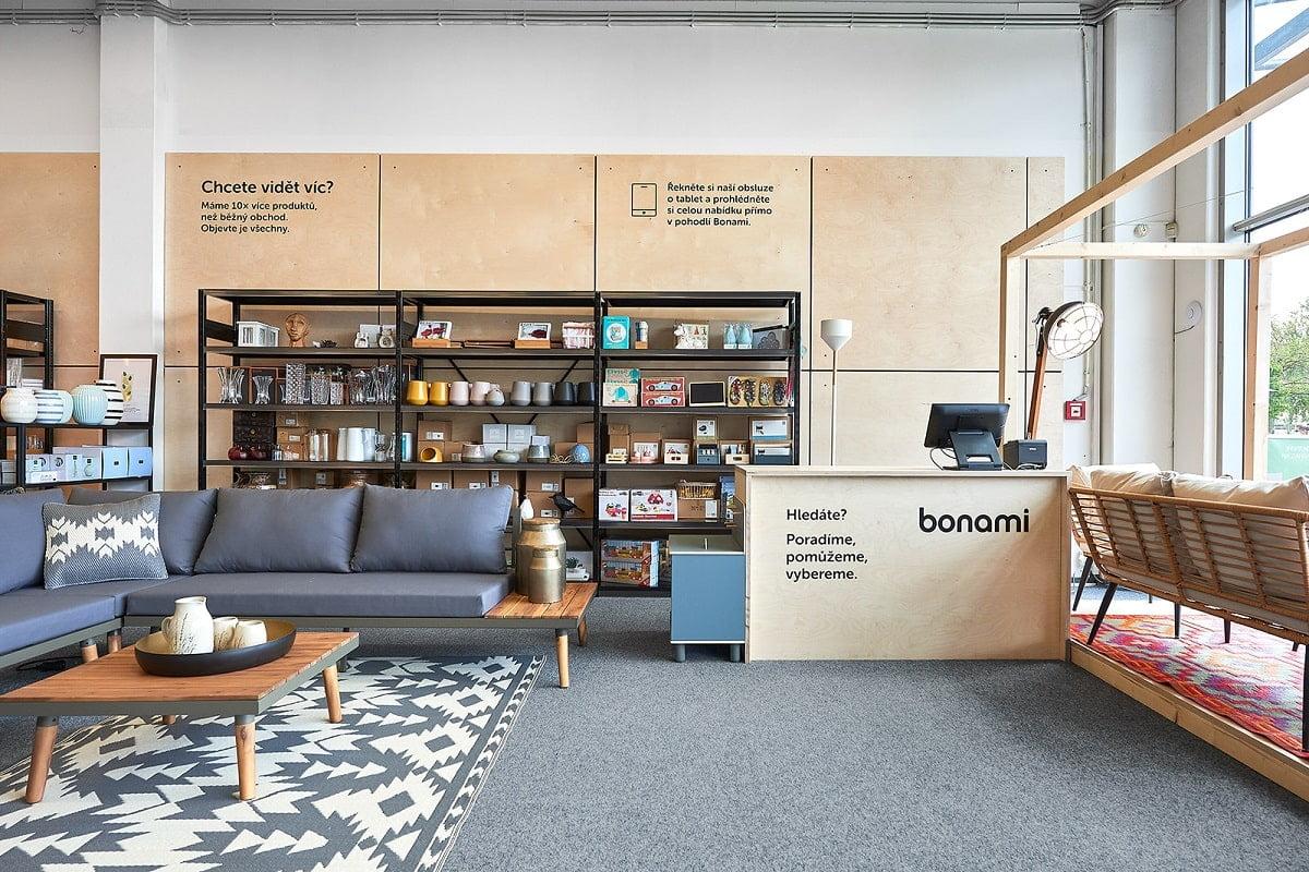 Bonami Store Prague