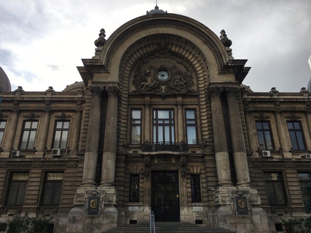 Palatul CEC Bucuresti