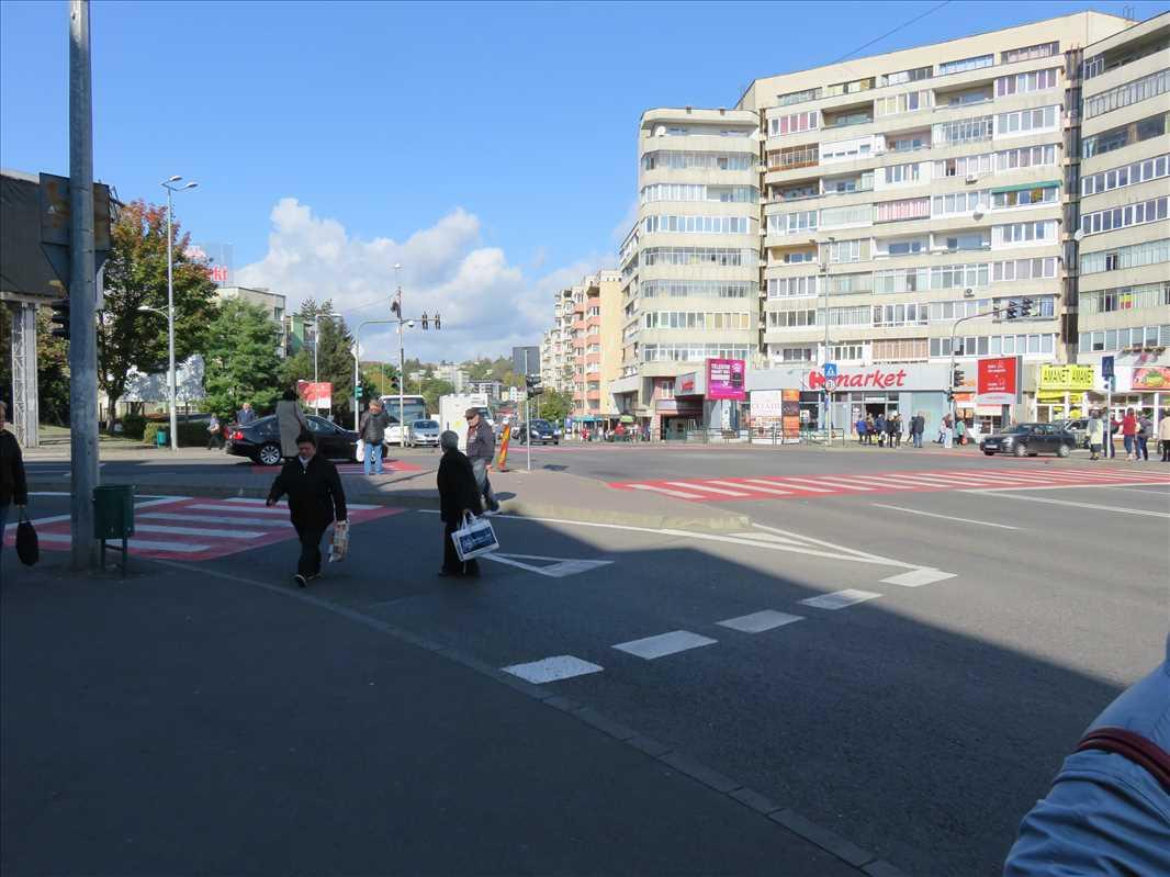 Trafic in Targu Mures