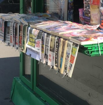 chiosc ziare