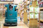 ASDA Tennant robot