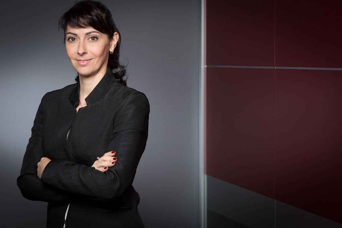 Anita Nitulescu CEO Eurolife FFH