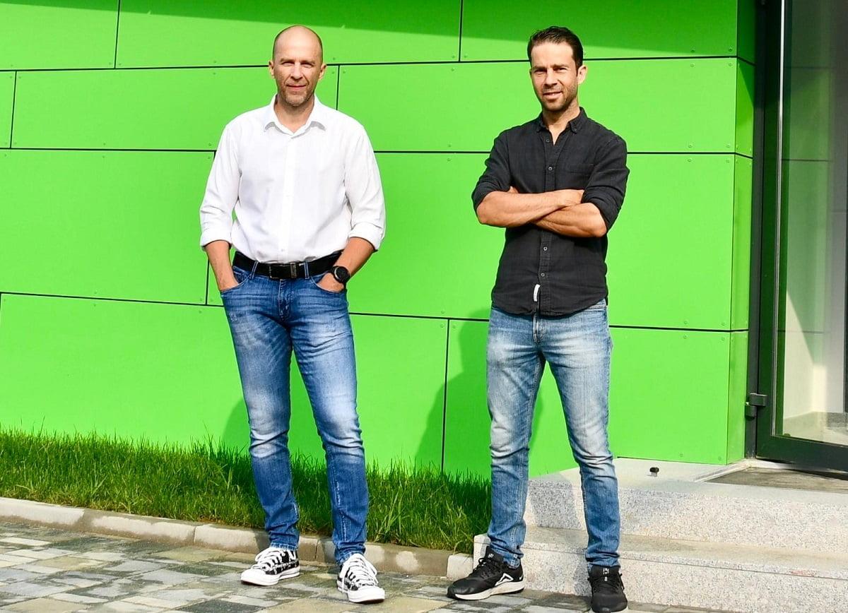 Bogdan si Cristian Bilegan Datacor