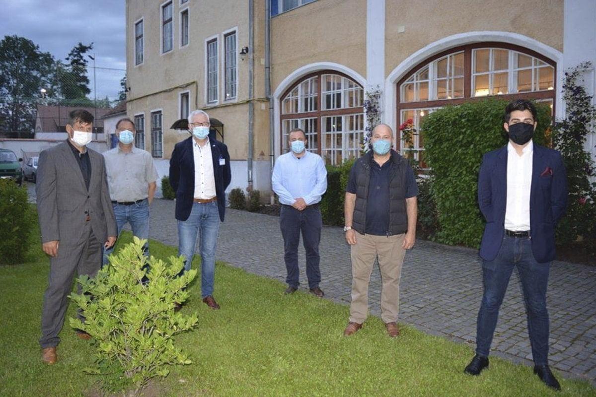 Consiliul Director Clubul Economic German Transilvania DWS