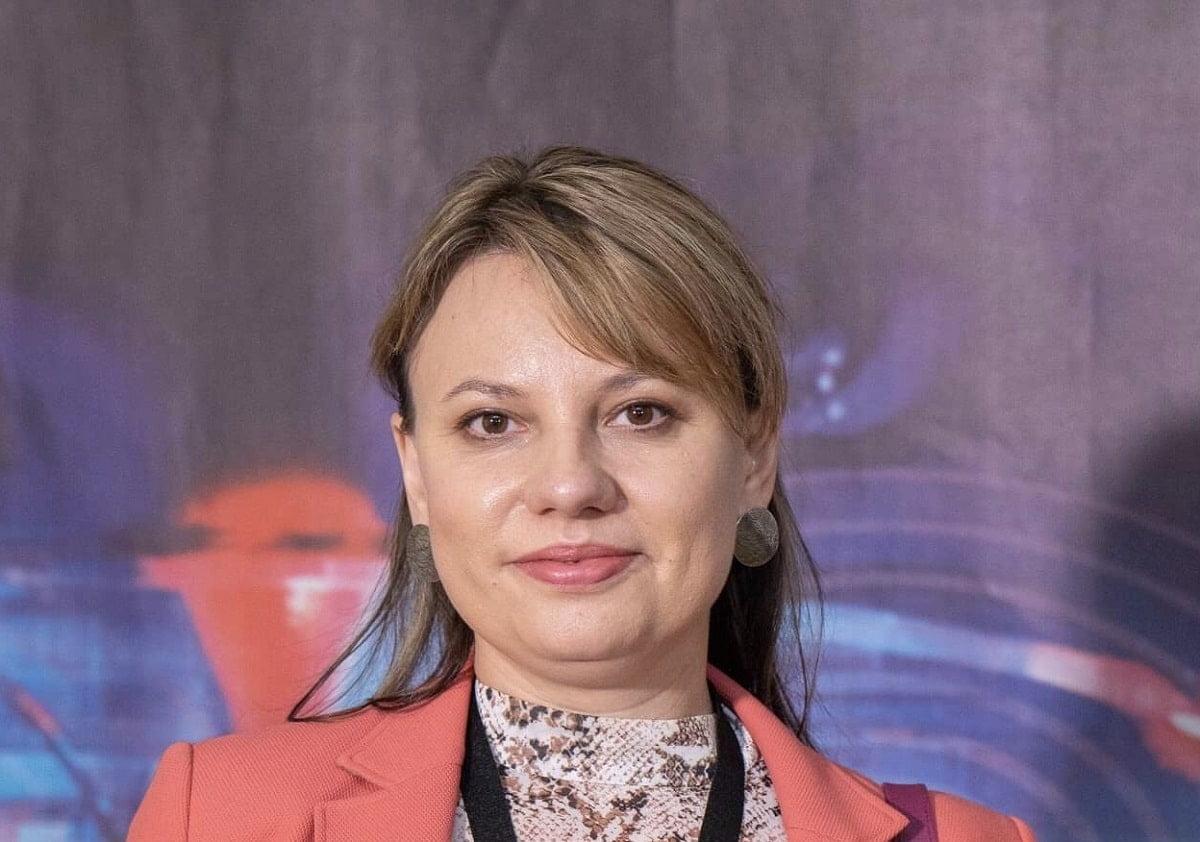 Florina Sereș General Manager Xerox România
