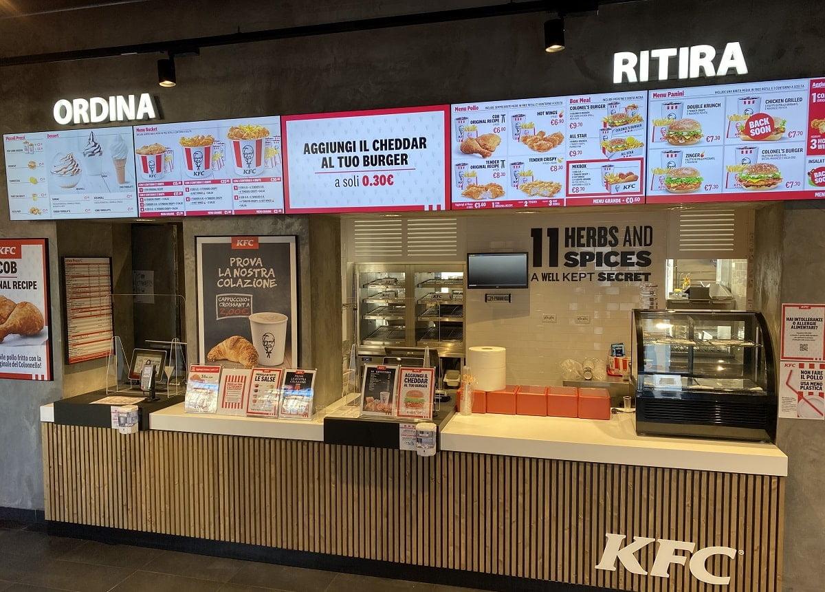KFC Bari Centrale