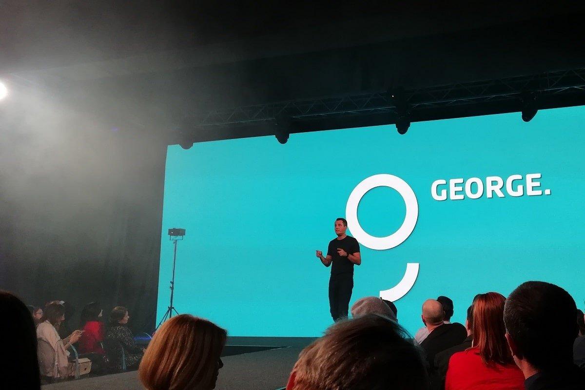Lansare BCR George