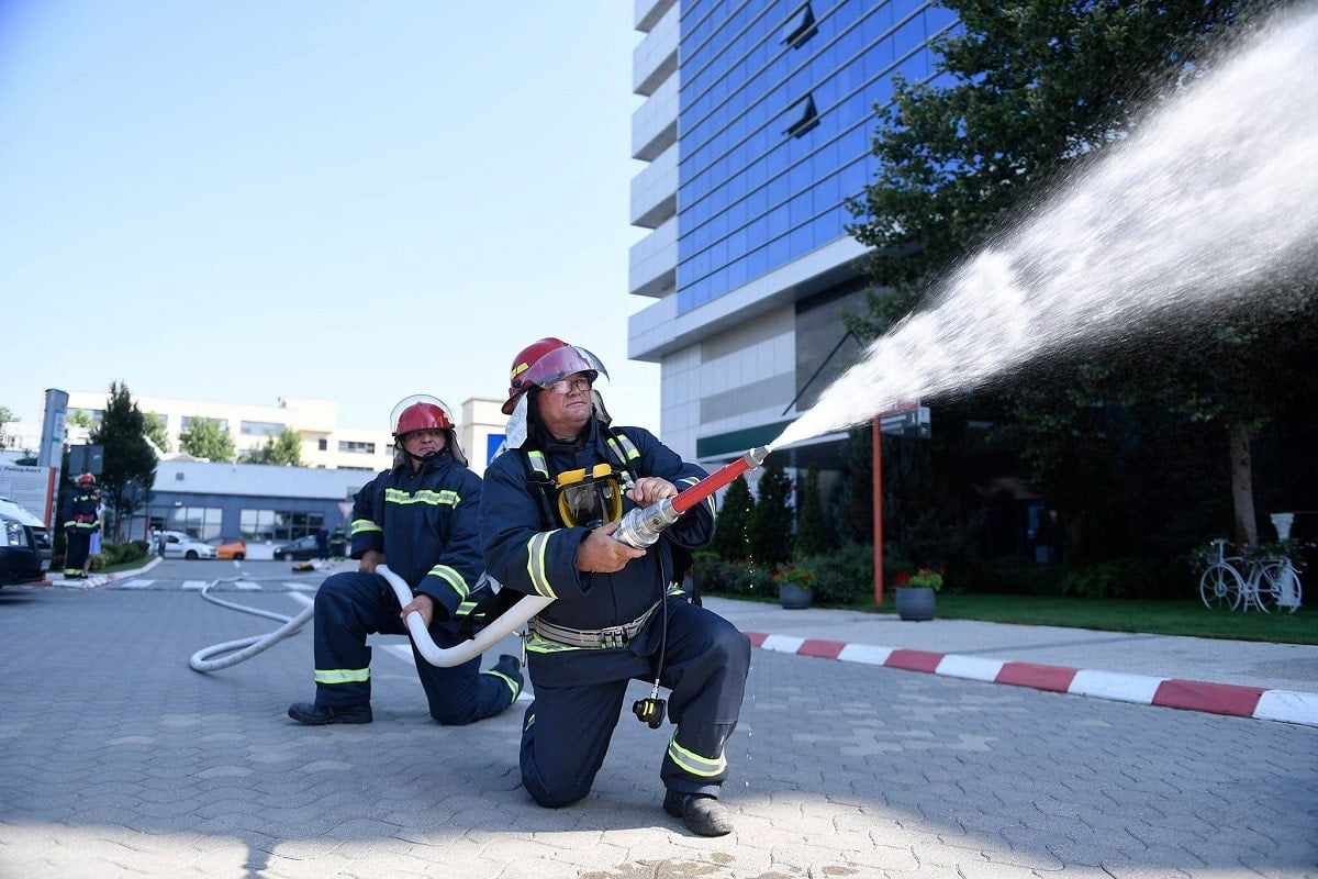 Pompieri Novo Park