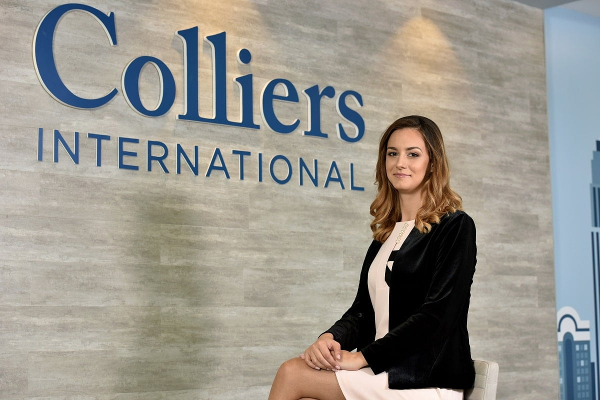 Ramona Savencu Colliers International Romania
