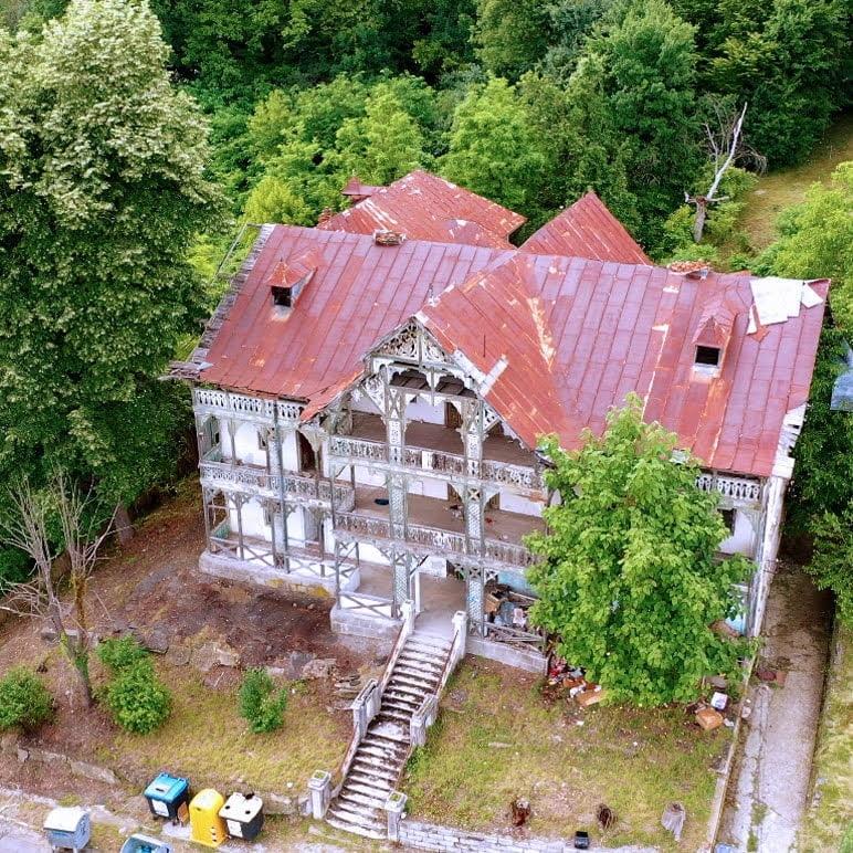 Vila Ivanovici Govora
