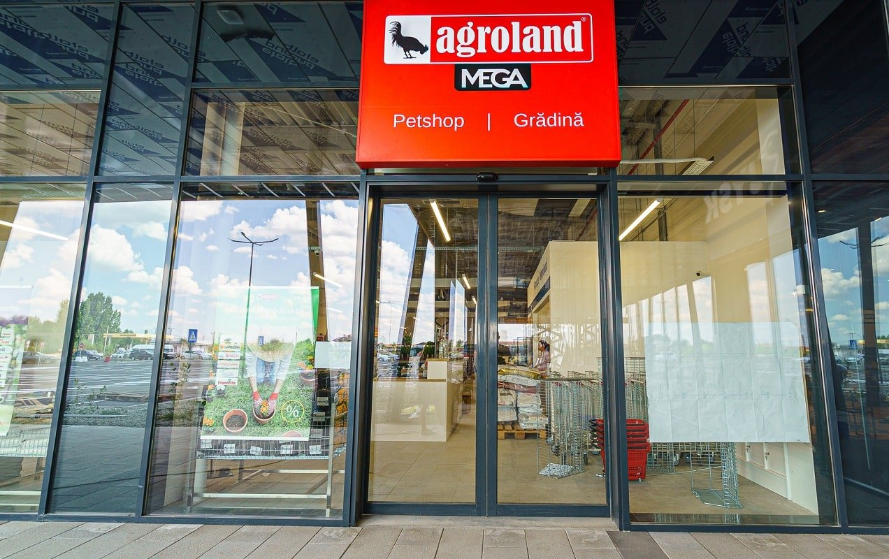 Agroland Mega Timișoara