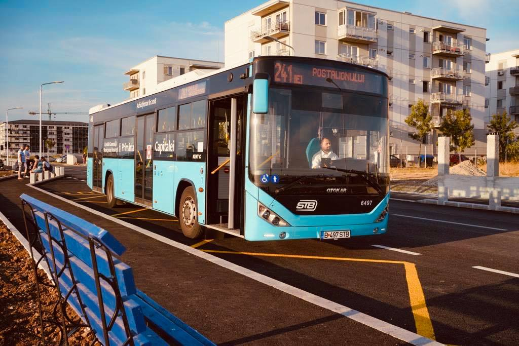 Autobuz STB 241