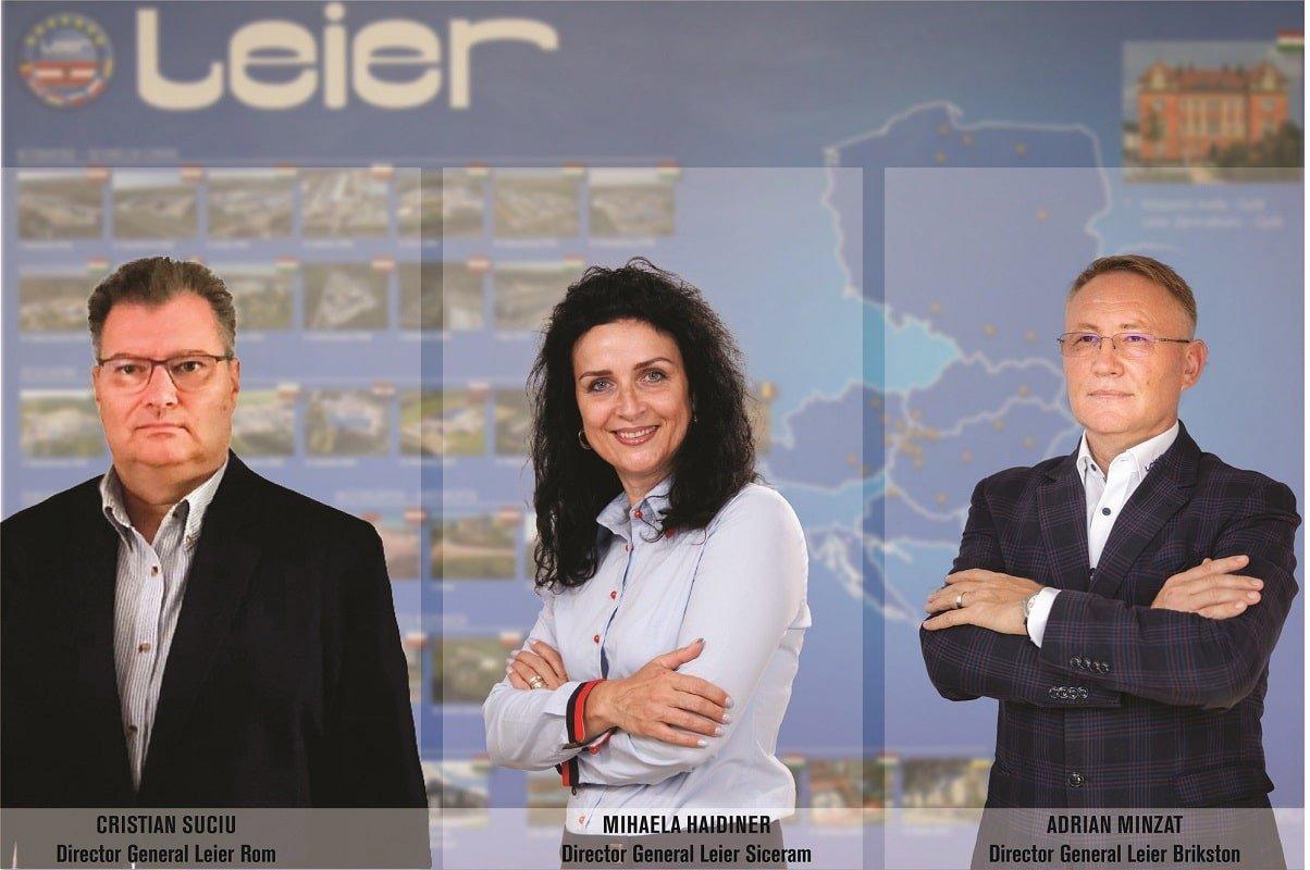 Directori Generali Leier Romania