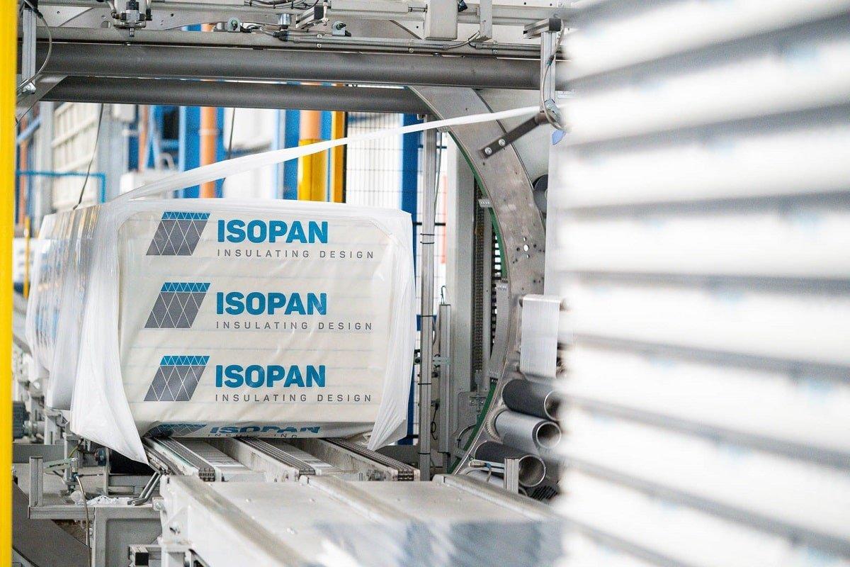 Fabrica Isopan Est