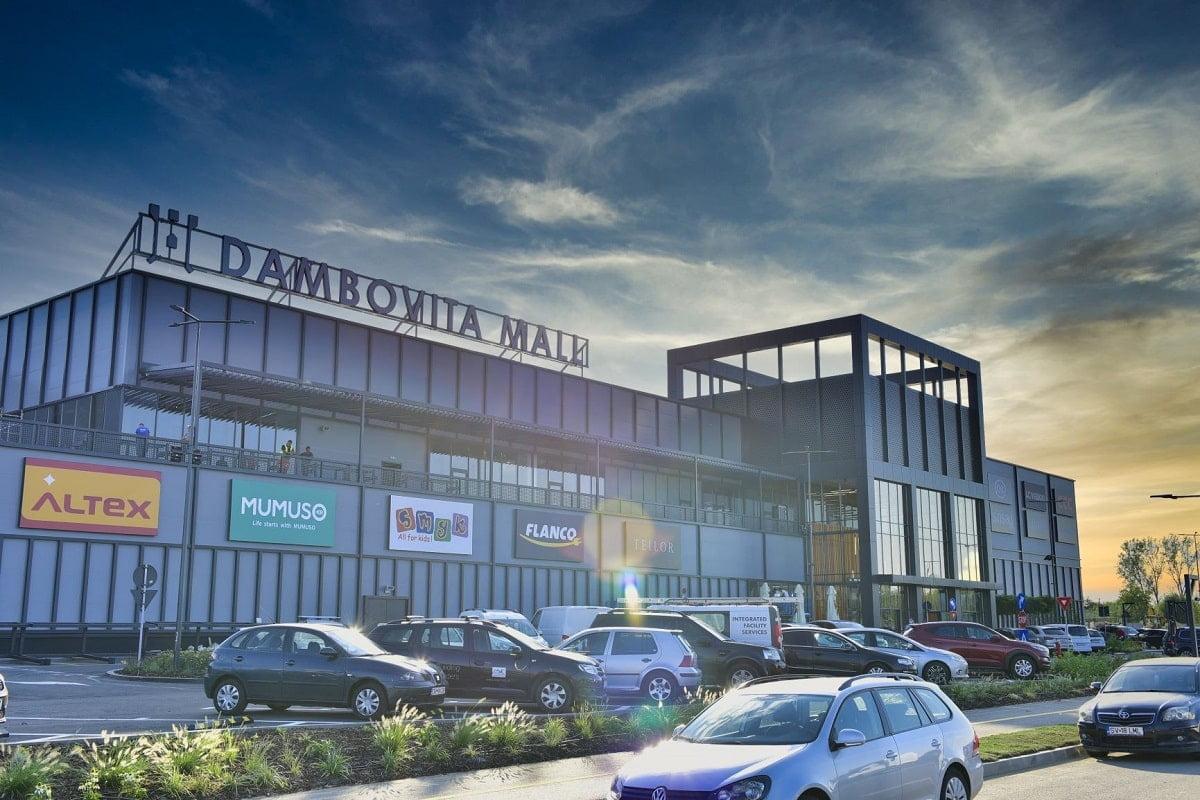 PRIME KAPITAL Dâmbovița Mall Târgoviște