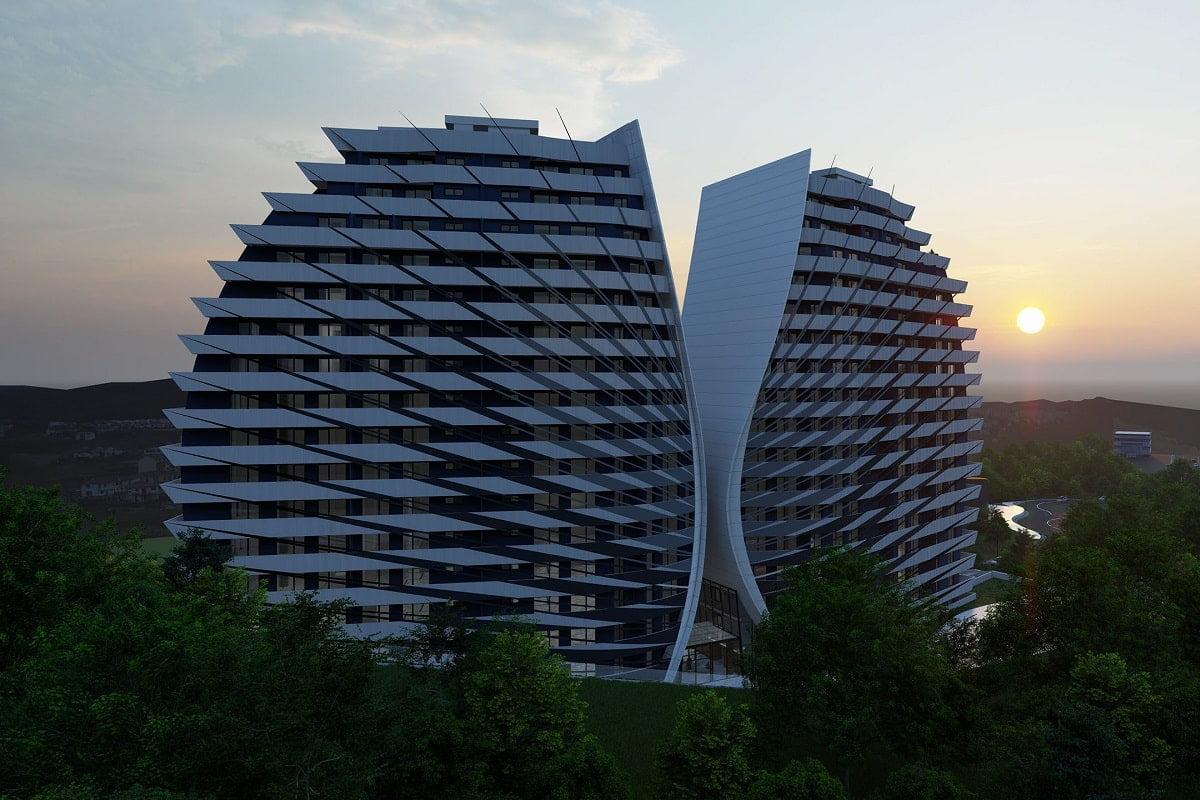 Proiectul rezidențial Wings Cluj-Napoca