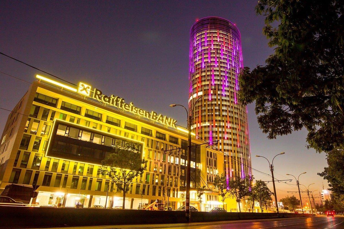 Raiffeisen Bank Sky Tower