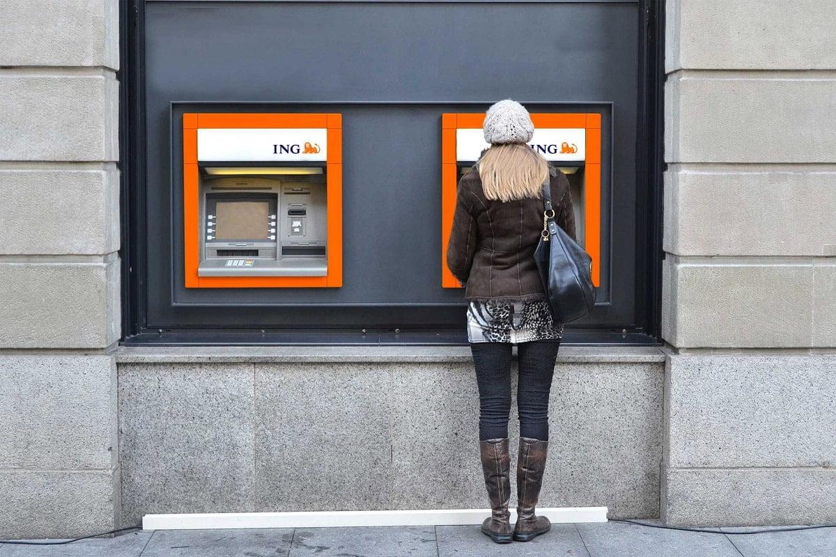 bancomat ing