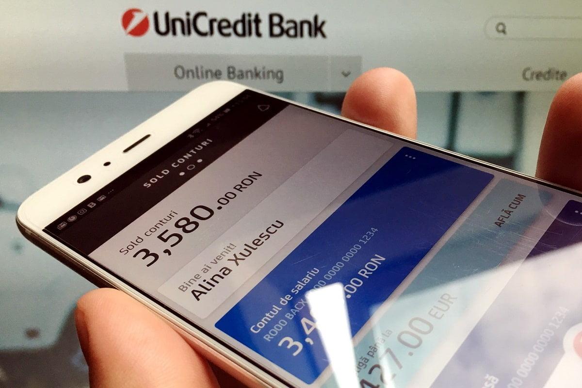 unicredit bank mobile banking