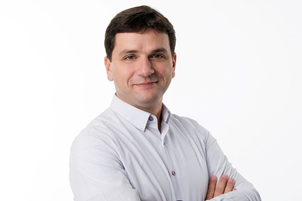 Alexandru Lapusan CEO si cofondator Zitec
