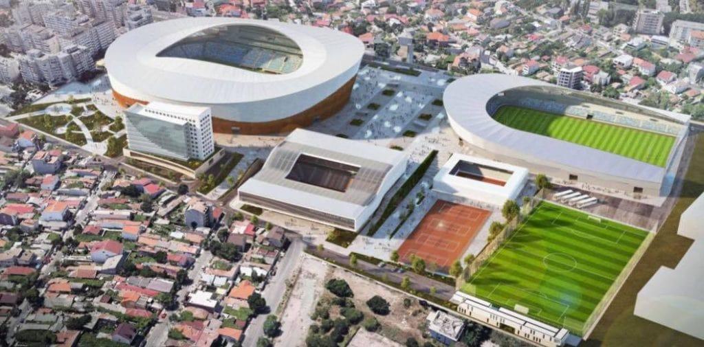 Complexul Sportiv Constanţa