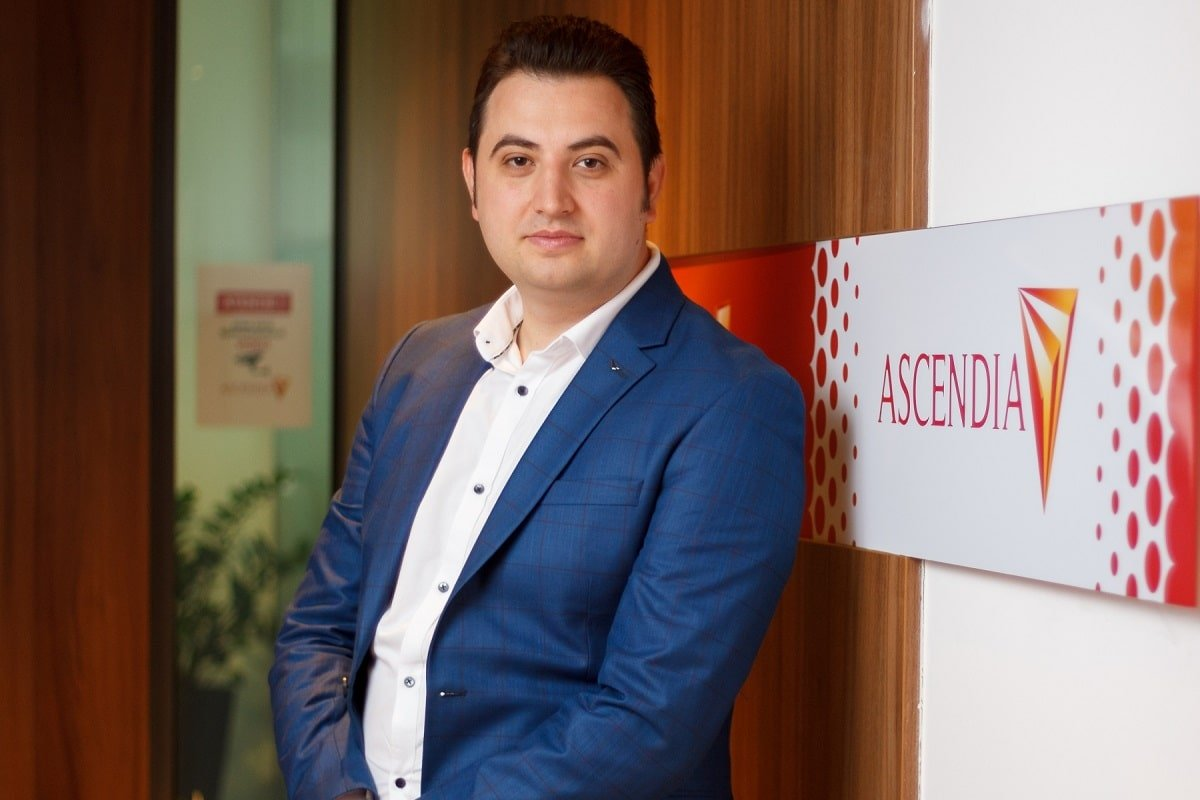 Cosmin Malureanu CEO Ascendia