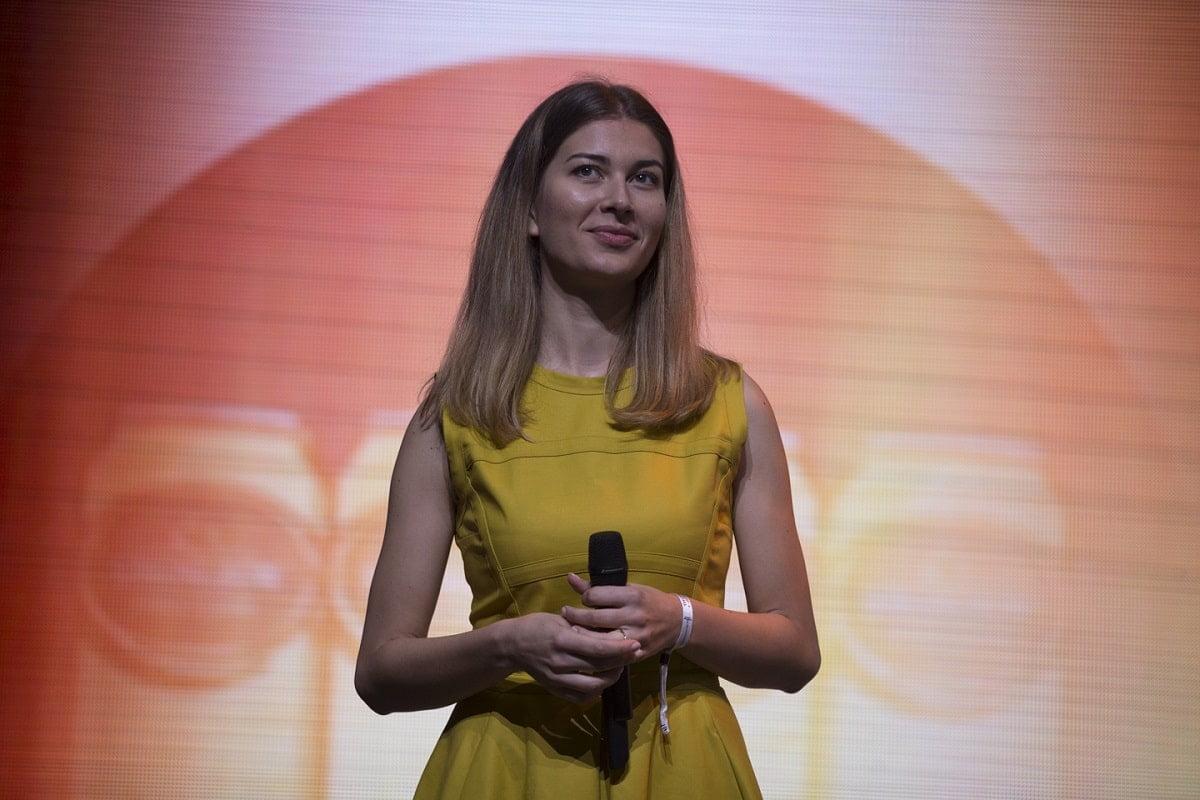 Eliza Calciu Serban