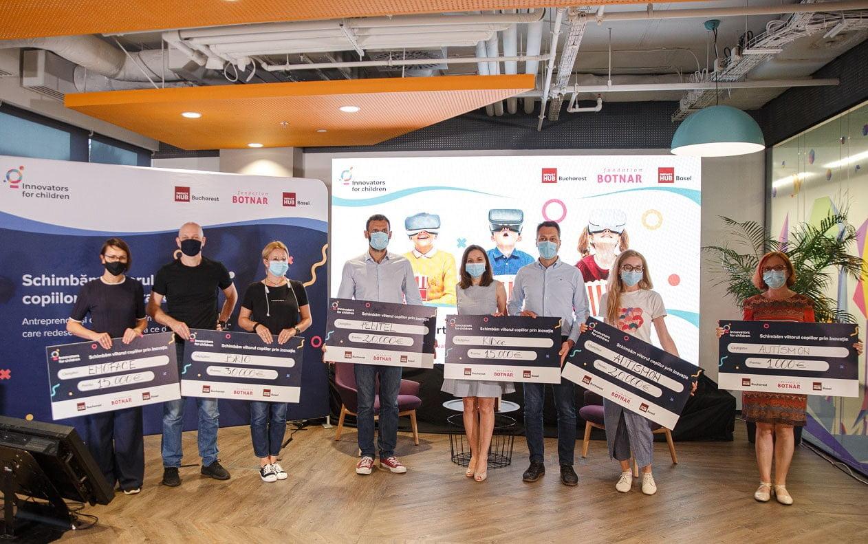 Finala Innovators for Children