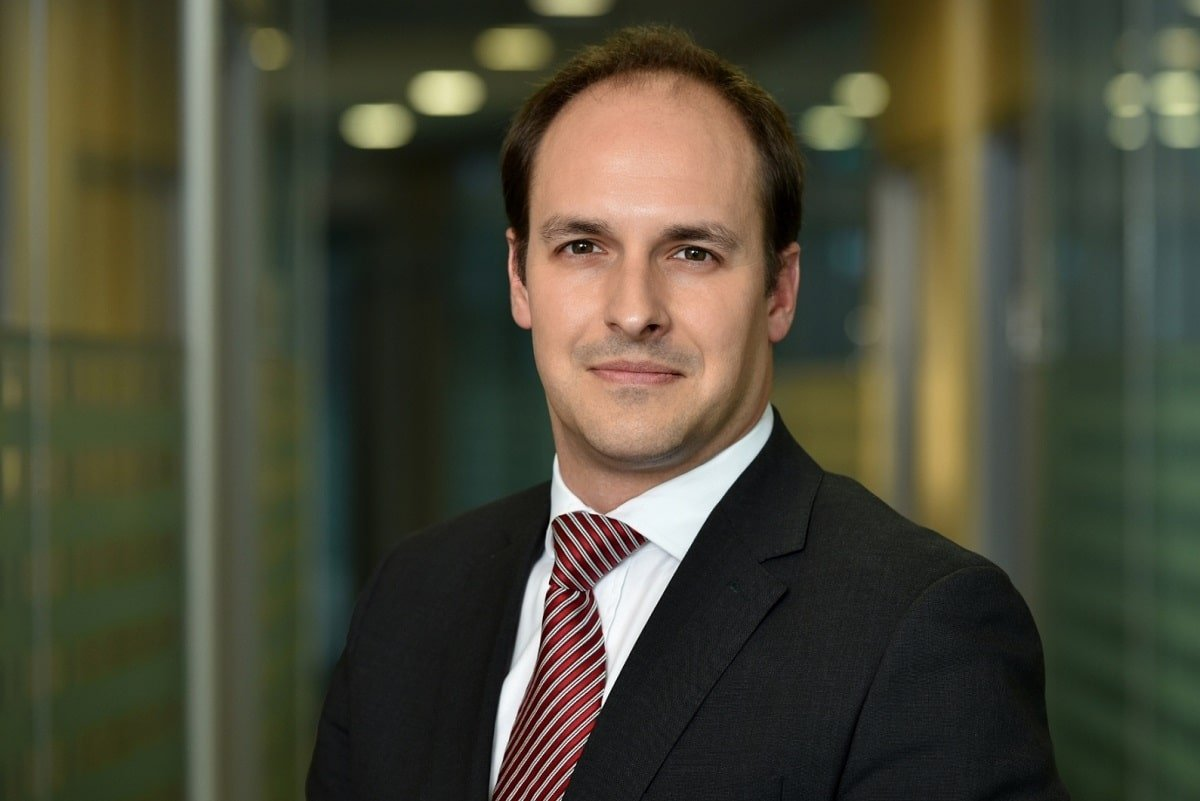 Johan Meyer, CEO Franklin Templeton