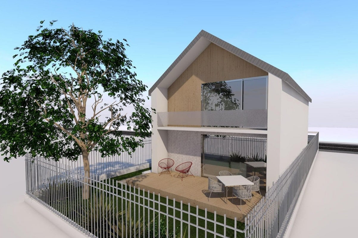 Proiect casa Primaria Braila, model Tip 03