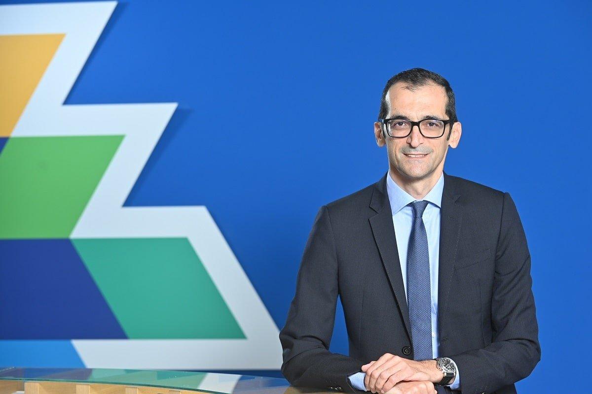 Burak Yildiran CEO Patria Bank