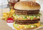 McDonald's Double Big Mac