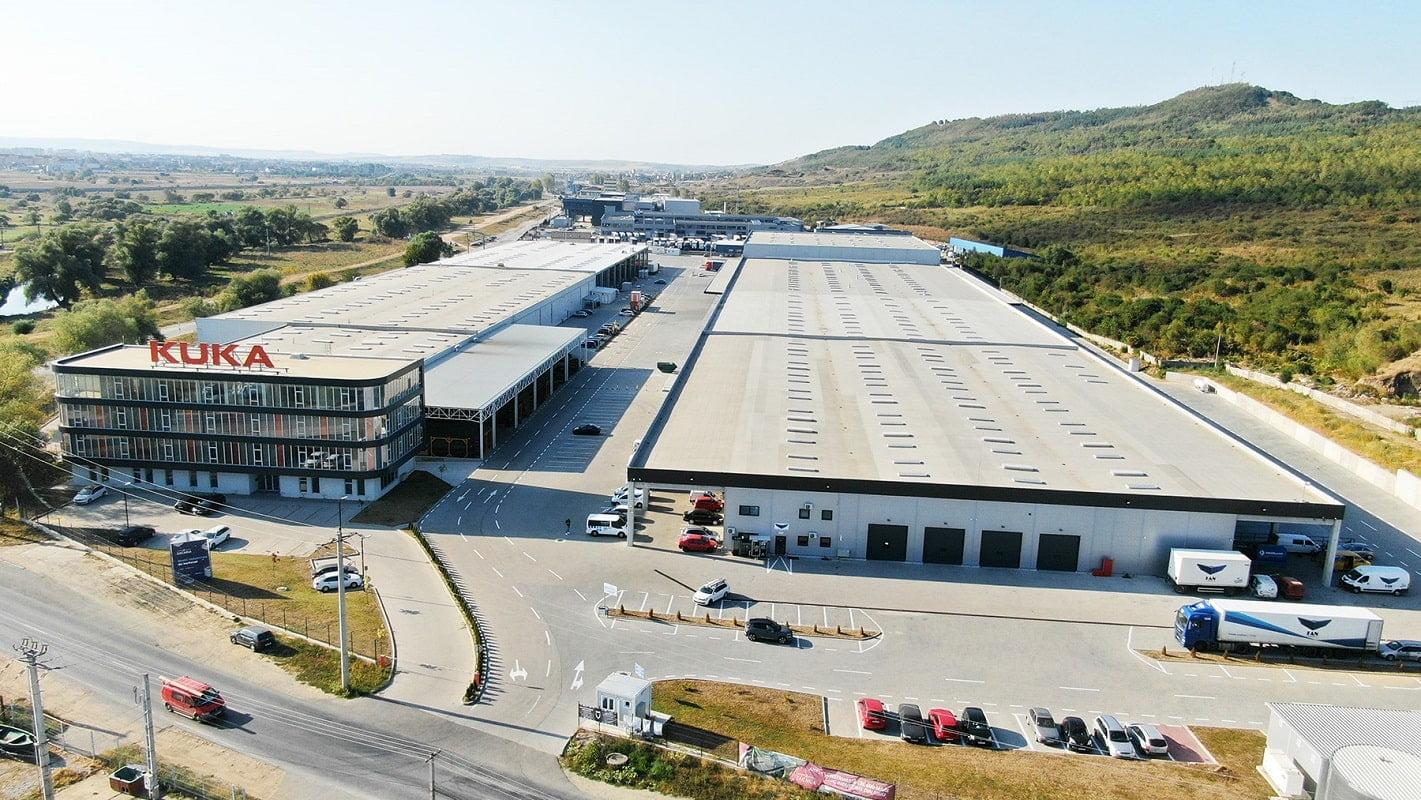 Network Industrial Park Sibiu
