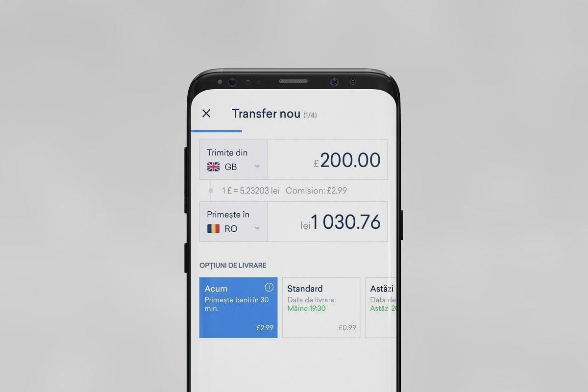 TransferGo Android