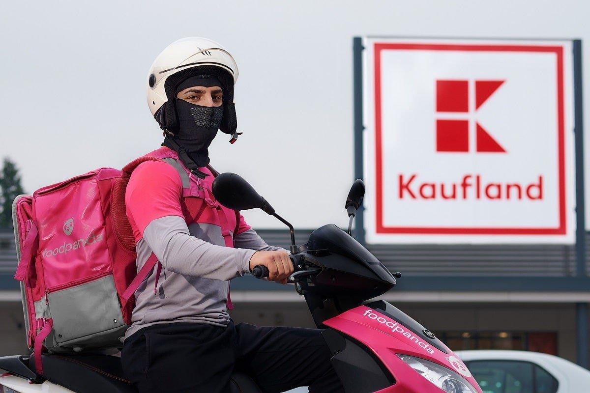 foodpanda Kaufland