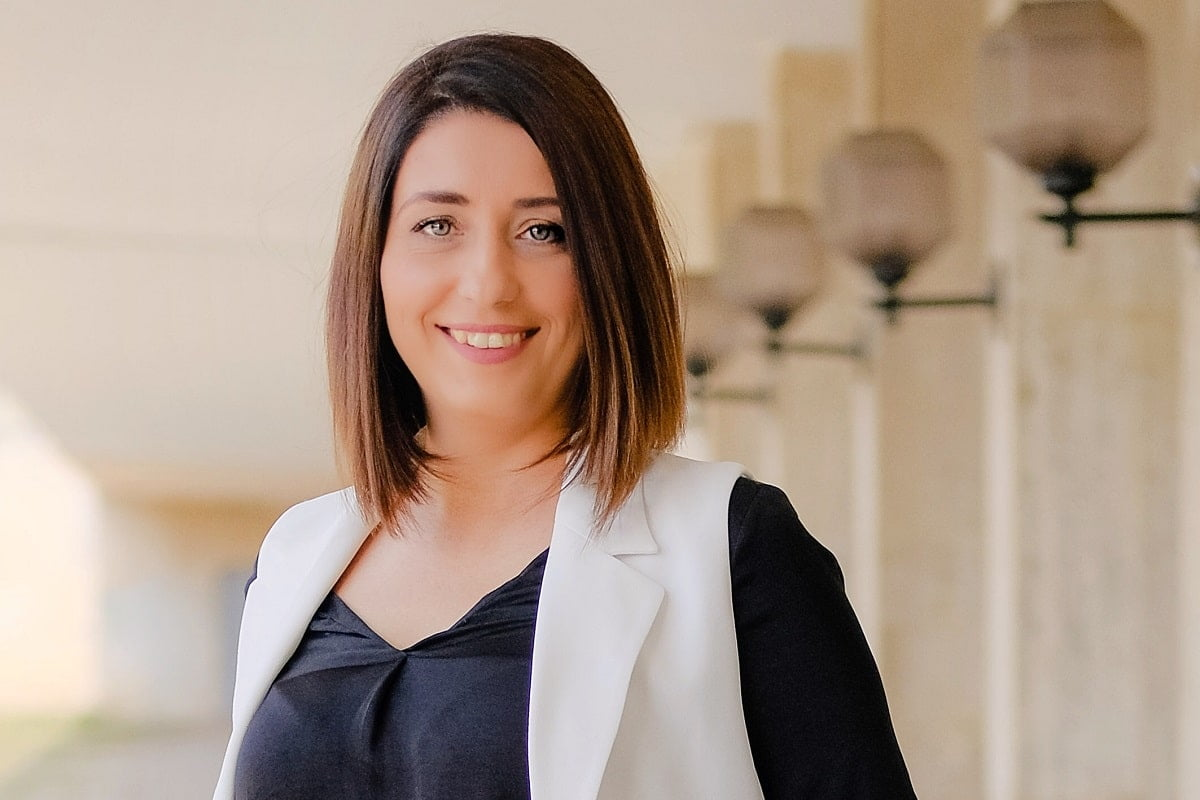 Alina Stoian Fondator BrandingUP