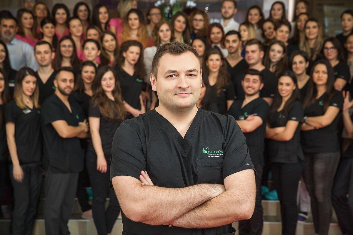 Clinicile dentare Dr Leahu
