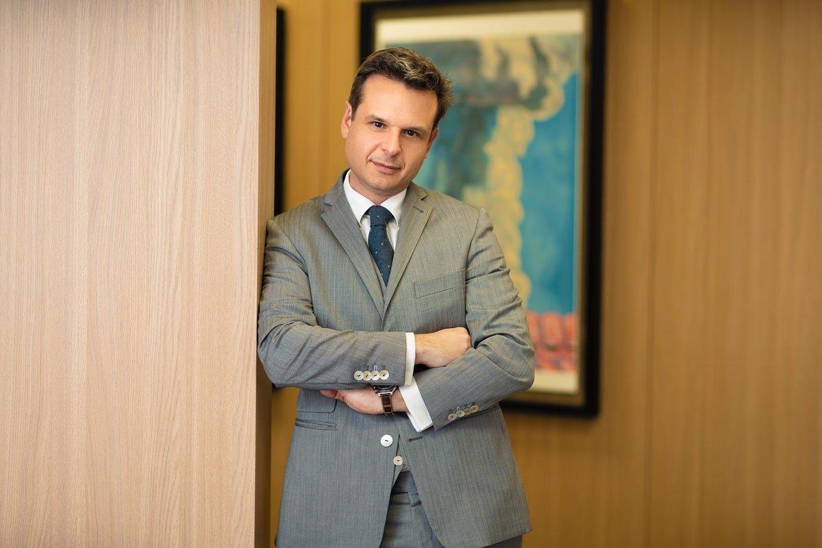 Dimitris Raptis CEO Globalworth