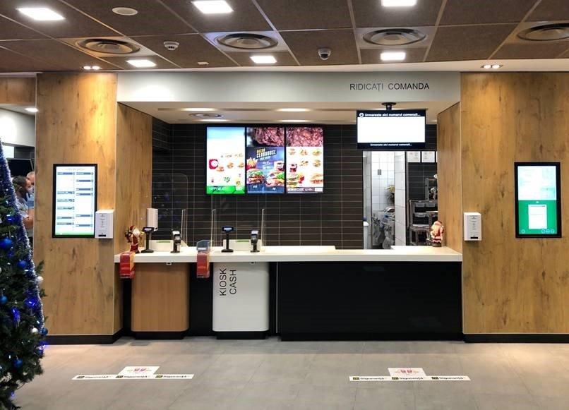 McDonald's Piata Romana