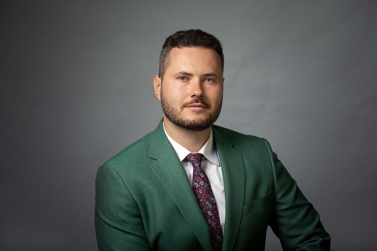 Armand Domuța, CEO și fondator Restart Energy