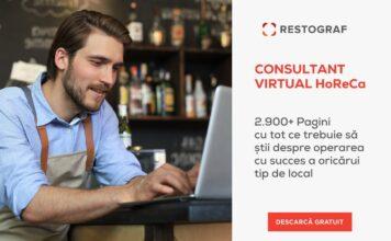 Consultant Virtual Restograf