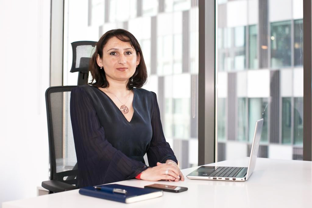 Dr. Florinela Cirstina, director general Medicover Romania