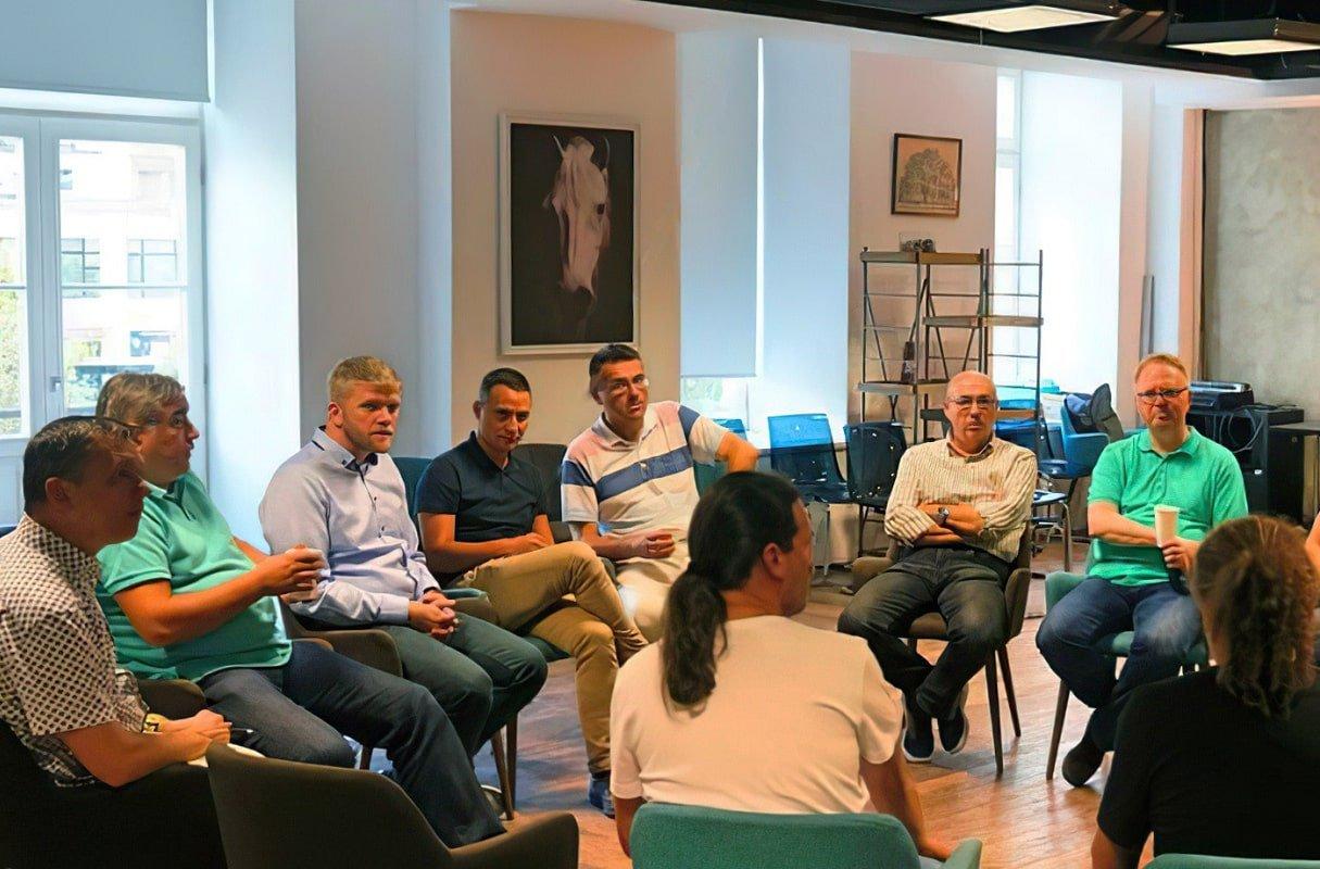 Întâlnire investitori TechAngels