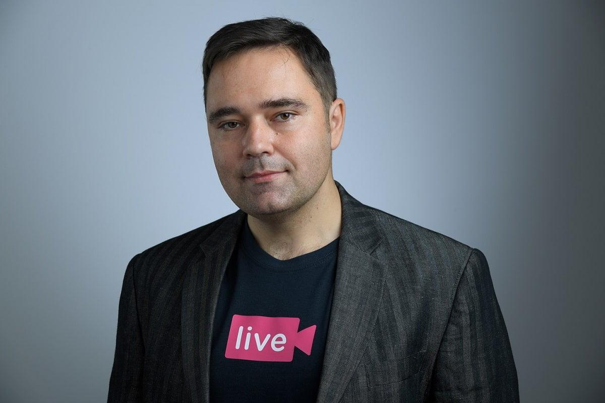 Oveit Co-founder Mihai Dragan
