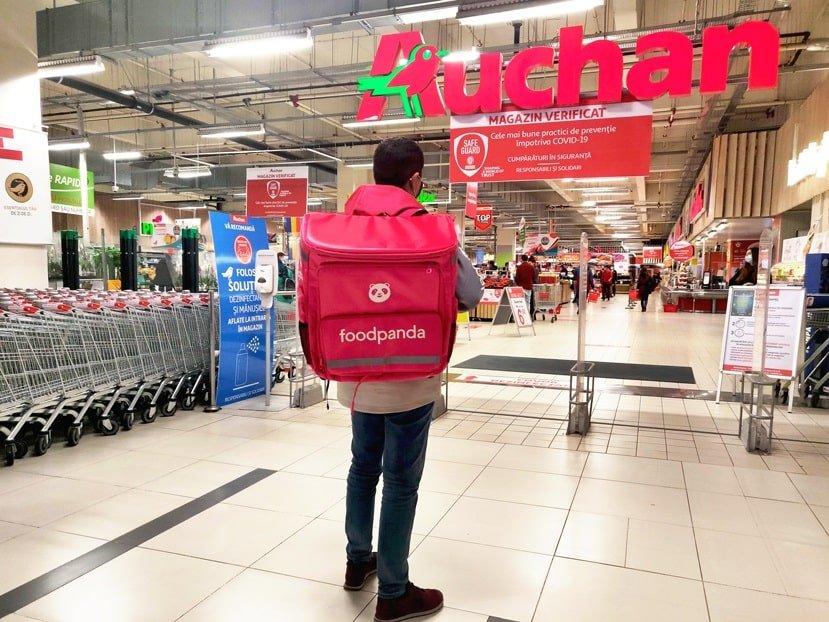 foodpanda Auchan