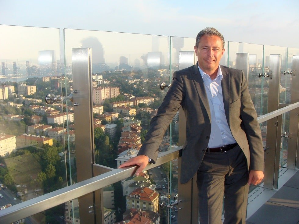 Alexander Meixner Chief Operating Officer SAP Europa de Sud-Est
